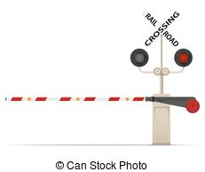 Railroad crossing Illustrations and Clipart. 590 Railroad crossing.