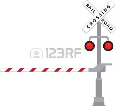 593 Railroad Crossing Stock Illustrations, Cliparts And Royalty.