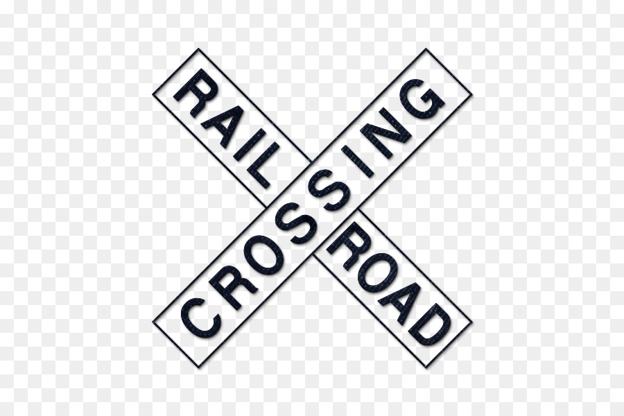 Railroad Crossing Png & Free Railroad Crossing.png.