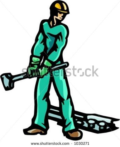 Railroad Workers Clipart (11+).