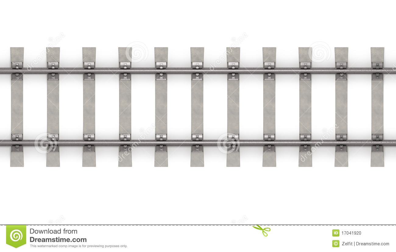 Rails Stock Illustrations.