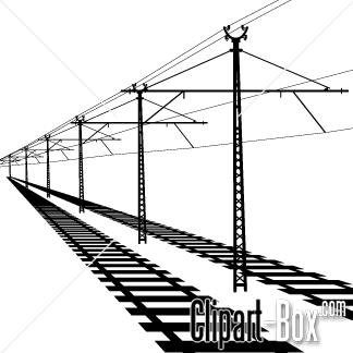 CLIPART RAILWAY.