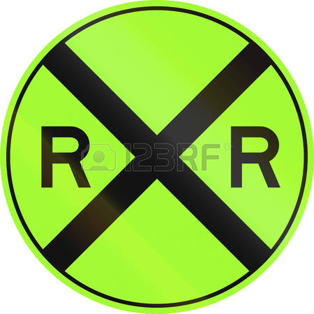 252 Level Crossing Stock Vector Illustration And Royalty Free.