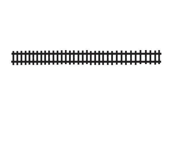 Levers Train Tracks O N : Railway line clipart clipground