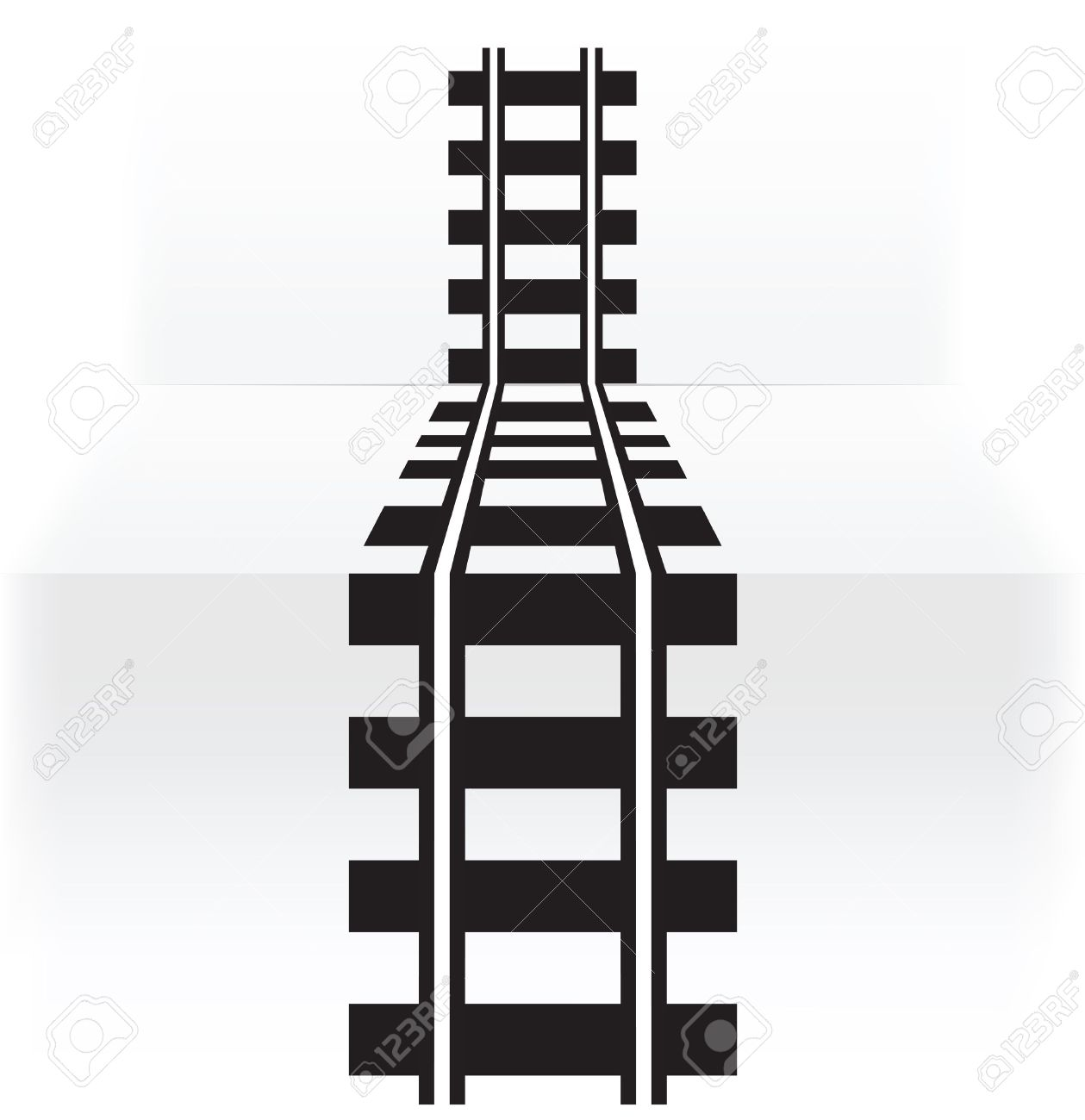 Railway Royalty Free Cliparts, Vectors, And Stock Illustration.