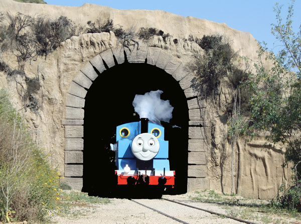 Railway tunnel clipart Clipground