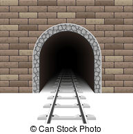Railway tunnel Illustrations and Clipart. 648 Railway tunnel.