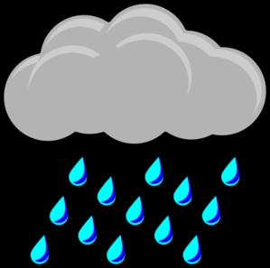 Rain Cloud Clip Art at Clker.com.