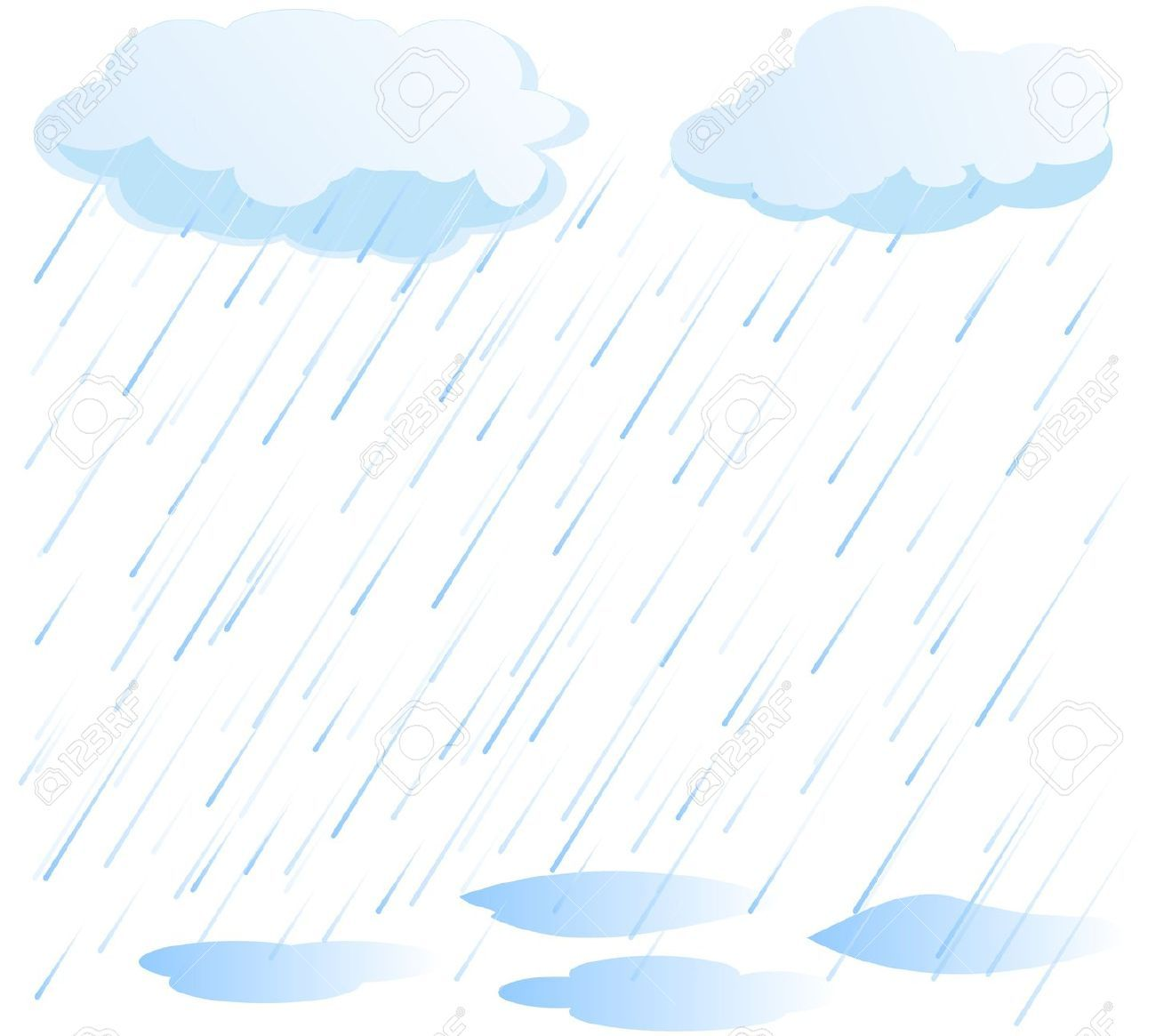 Rainy day background clipart » Clipart Portal.