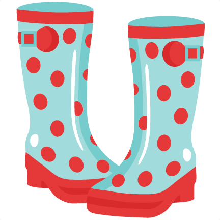 Rain boot clip art.