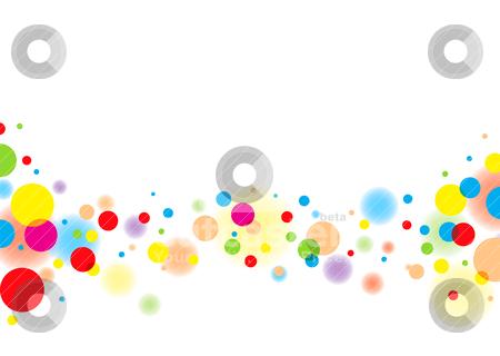 Bubble background clipart.