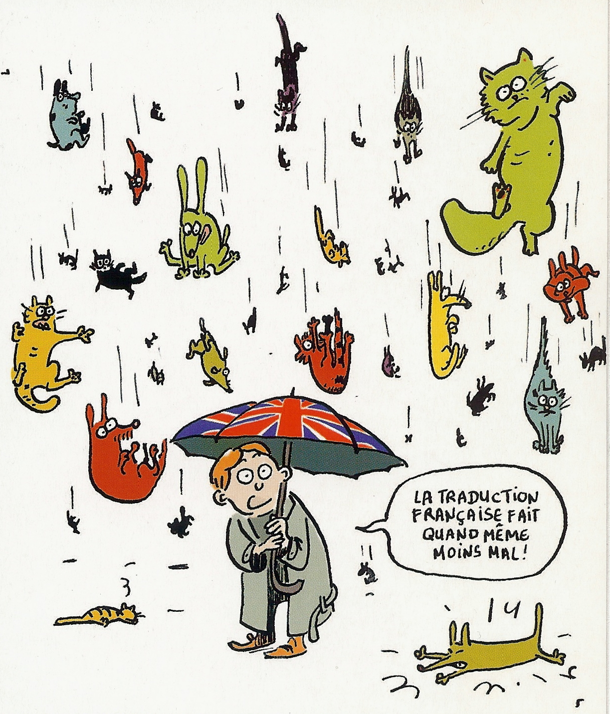 cat in the rain characters Cat in the rain, by ernest hemingway (analysis & interpretation) nick courtright loading unsubscribe from nick courtright cancel unsubscribe.