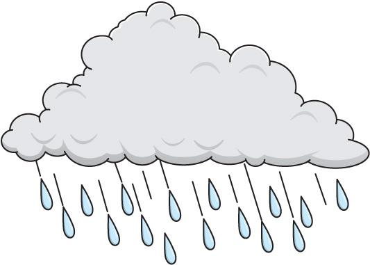 Rain Clipart.