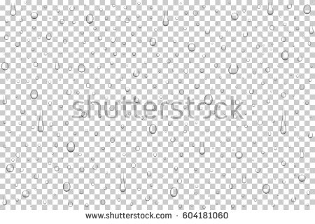 Rain Drops Stock Images, Royalty.