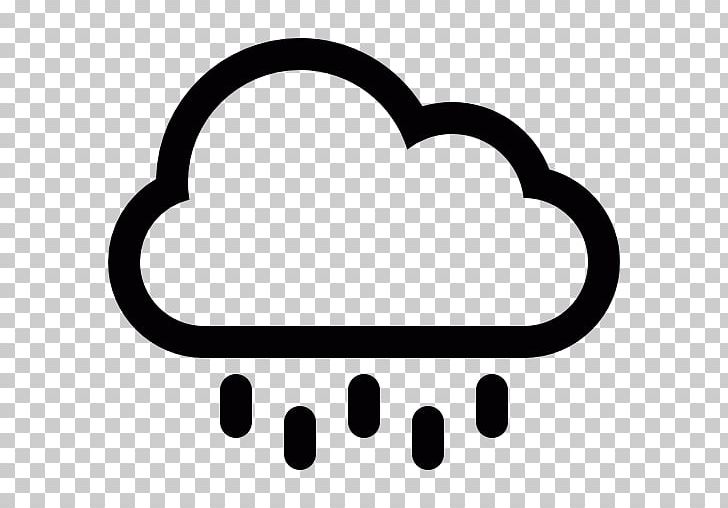 Computer Icons Rain Cloud PNG, Clipart, Black And White.