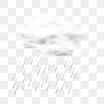 Rain Cloud PNG Images.