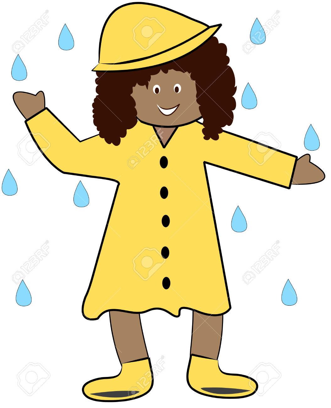 Clipart rain coat.