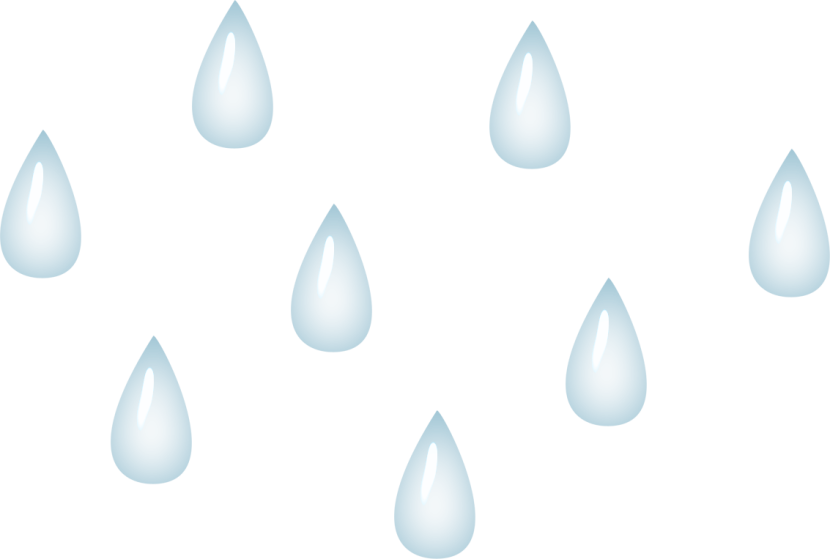 Best Raindrop Clip Art #24128.