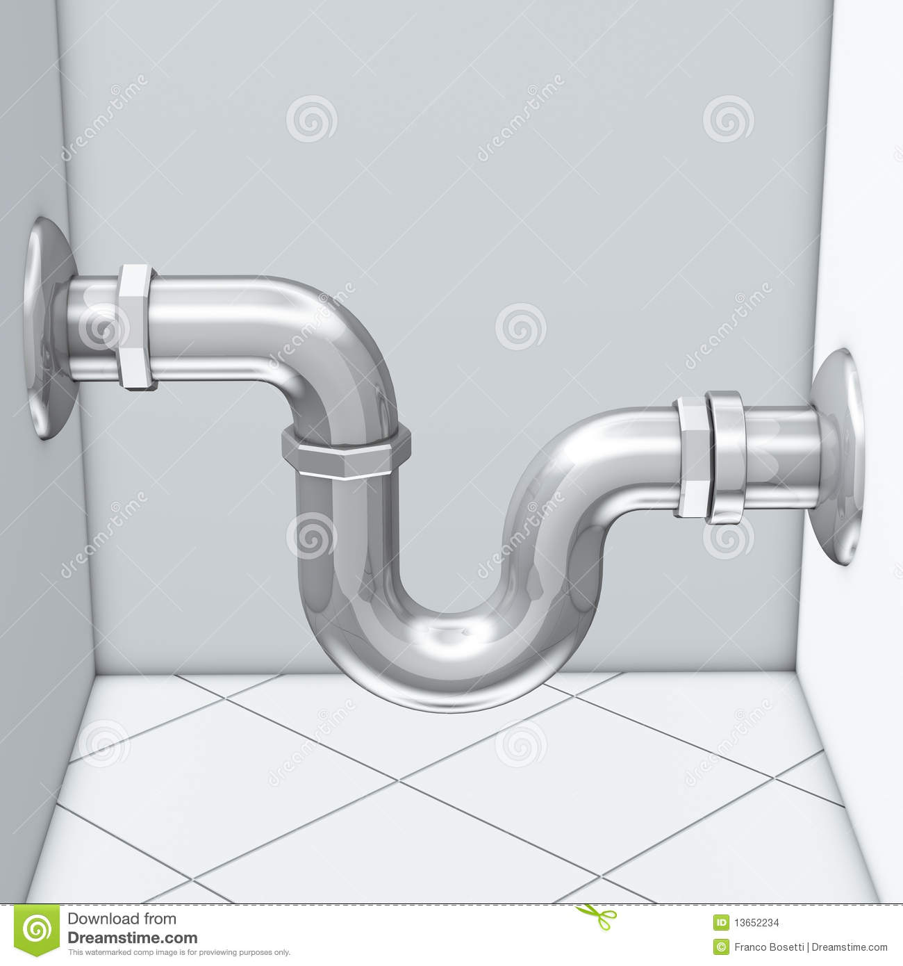 Water Drain Pipe Clipart.