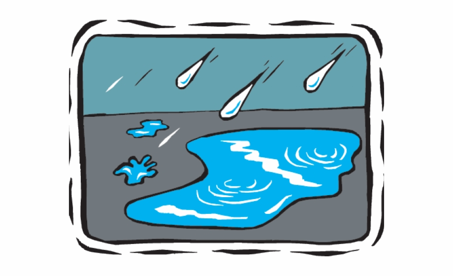Puddle Clipart Water Game.