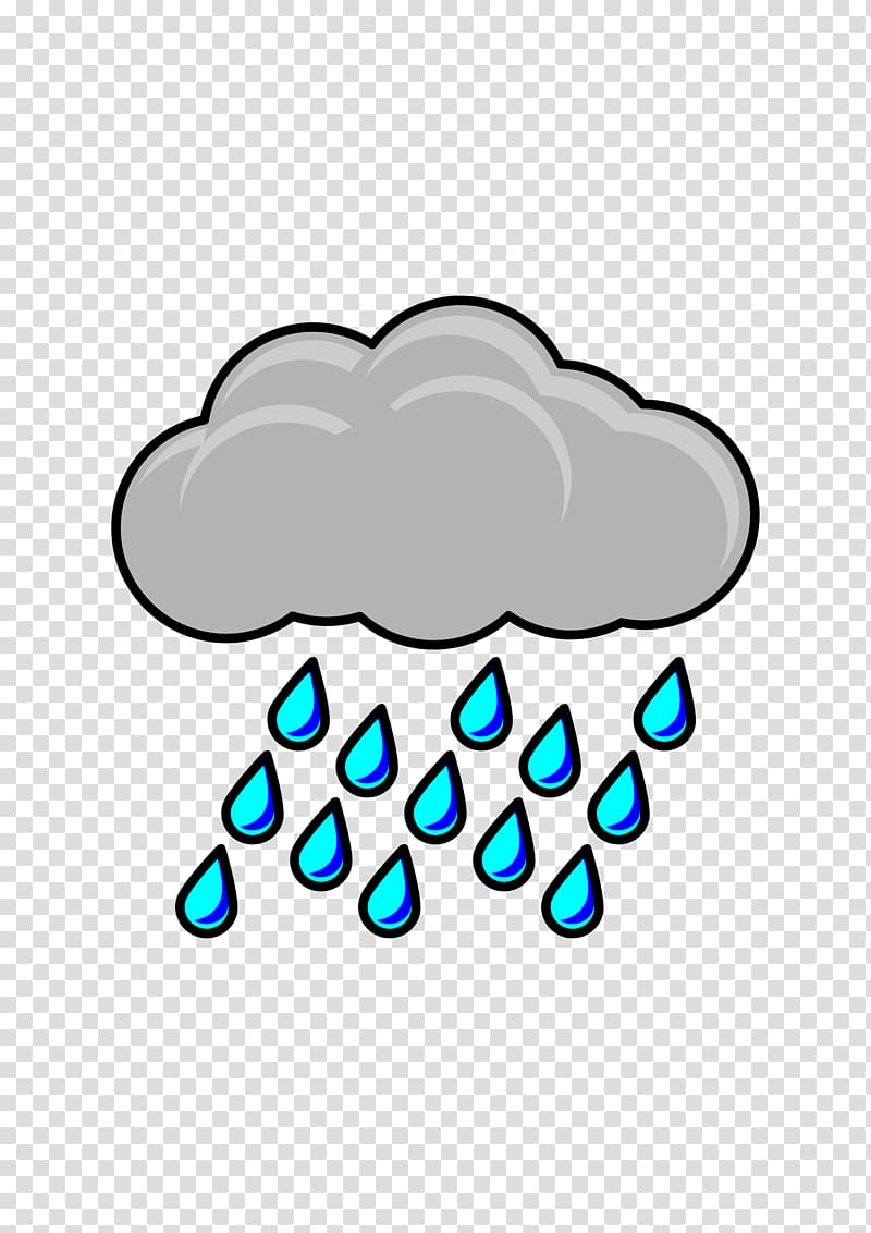 Rain Cloud Storm Weather , rain transparent background PNG.