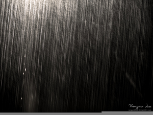 Light Rain Texture.