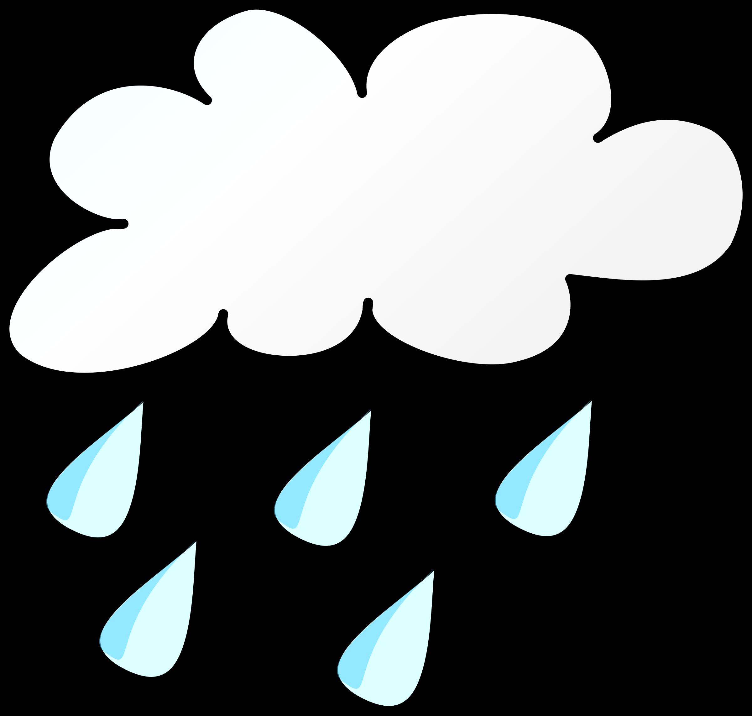 Rain Clipart Transparent.