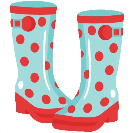 Rain boots clipart clipartxtras.