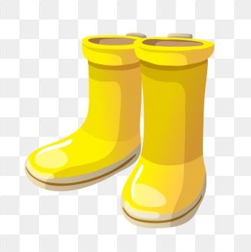 Rain Boots Png, Vector, PSD, and Clipart With Transparent.