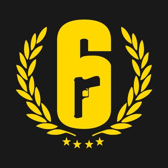 Check out this awesome \'Rainbow+Six+Siege+Logo\' design on.
