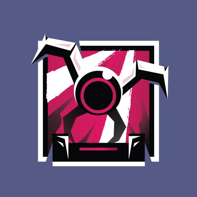 create custom rainbow six siege operator icon.