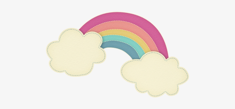 Rainbow Png, Rainbow Cloud, Cartoon Clouds, Clip Art.