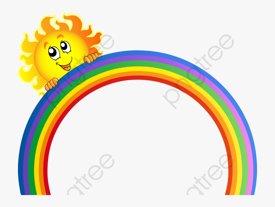 Smile Clipart Rainbow.