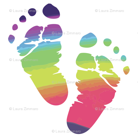 Baby Footprint Clipart at GetDrawings.com.