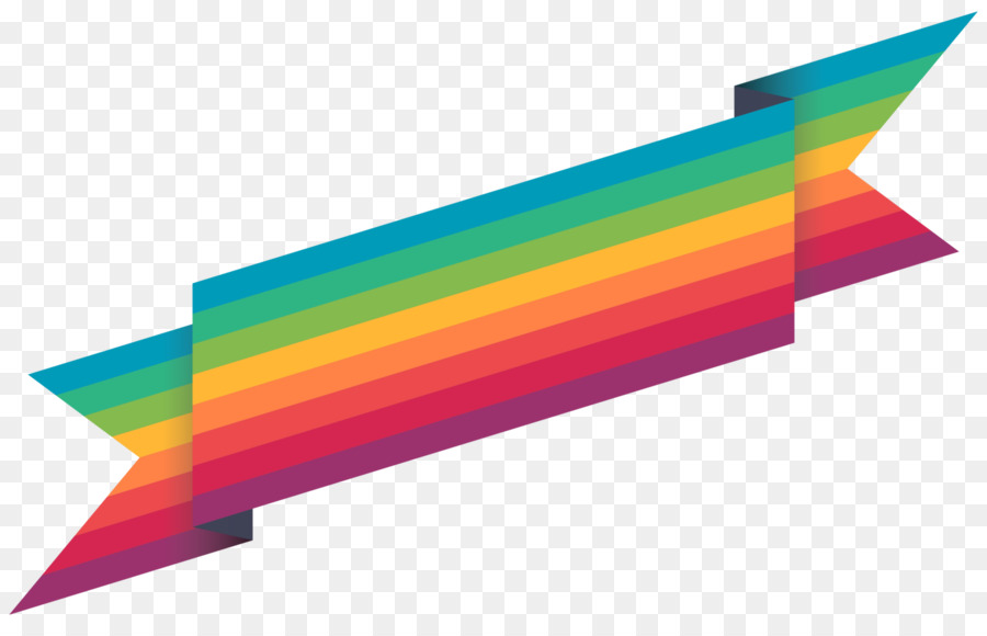 Background Banner Ribbon png download.