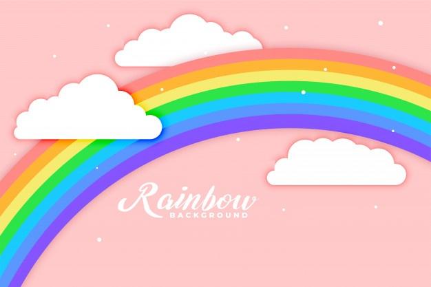 Rainbow Vectors, Photos and PSD files.