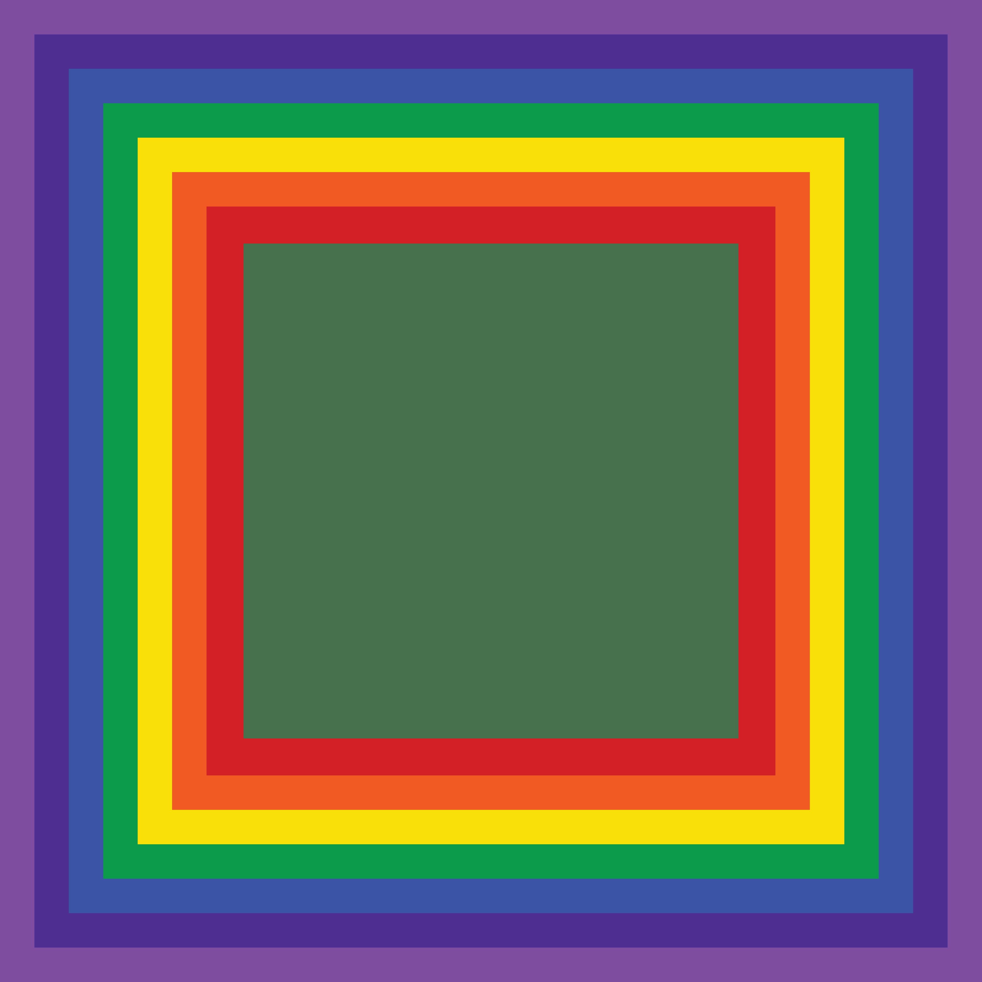 Rainbow Border Clip Art Free.