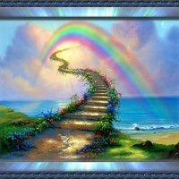 Rainbow Bridge Clipart Clipground