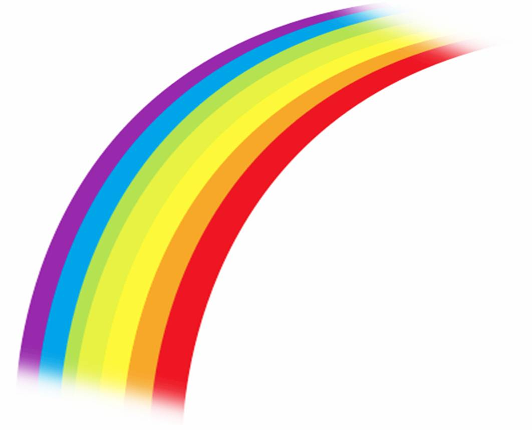 Rainbow Bridge Clip Art.