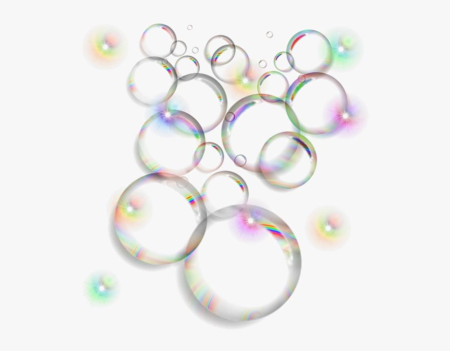 Bubble Clipart Translucent.