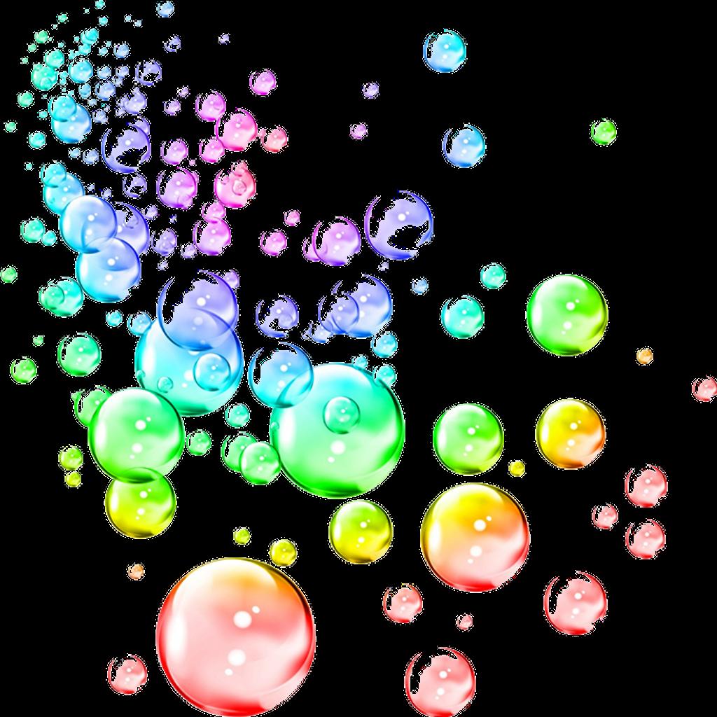 Rainbow Clipart Bubble , Transparent Cartoon.