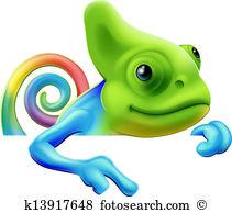 Chameleon Clipart Illustrations. 1,425 chameleon clip art vector.