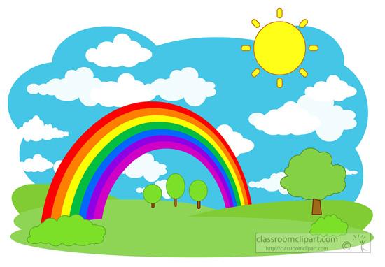51 Free Rainbow Clip Art.