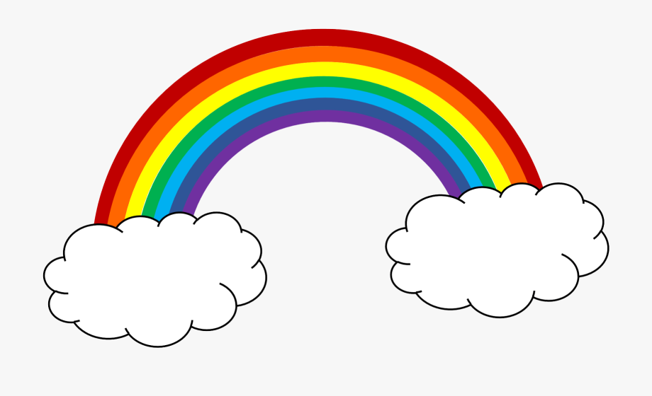 Rainbow Clipart Free Download Clip Art On.