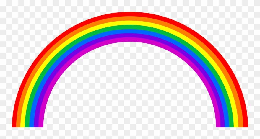 Film Clip Art Rainbow.