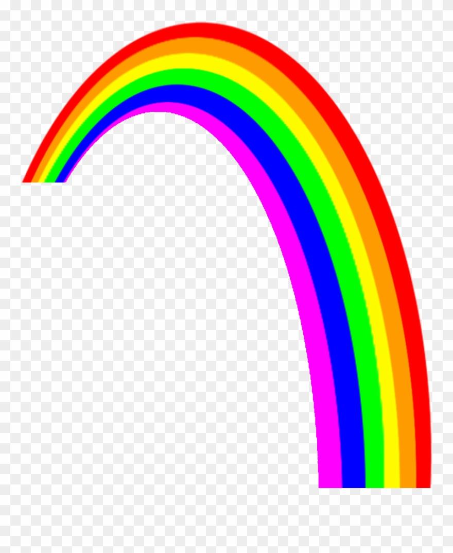 Rainbow Clip Art Clipart.