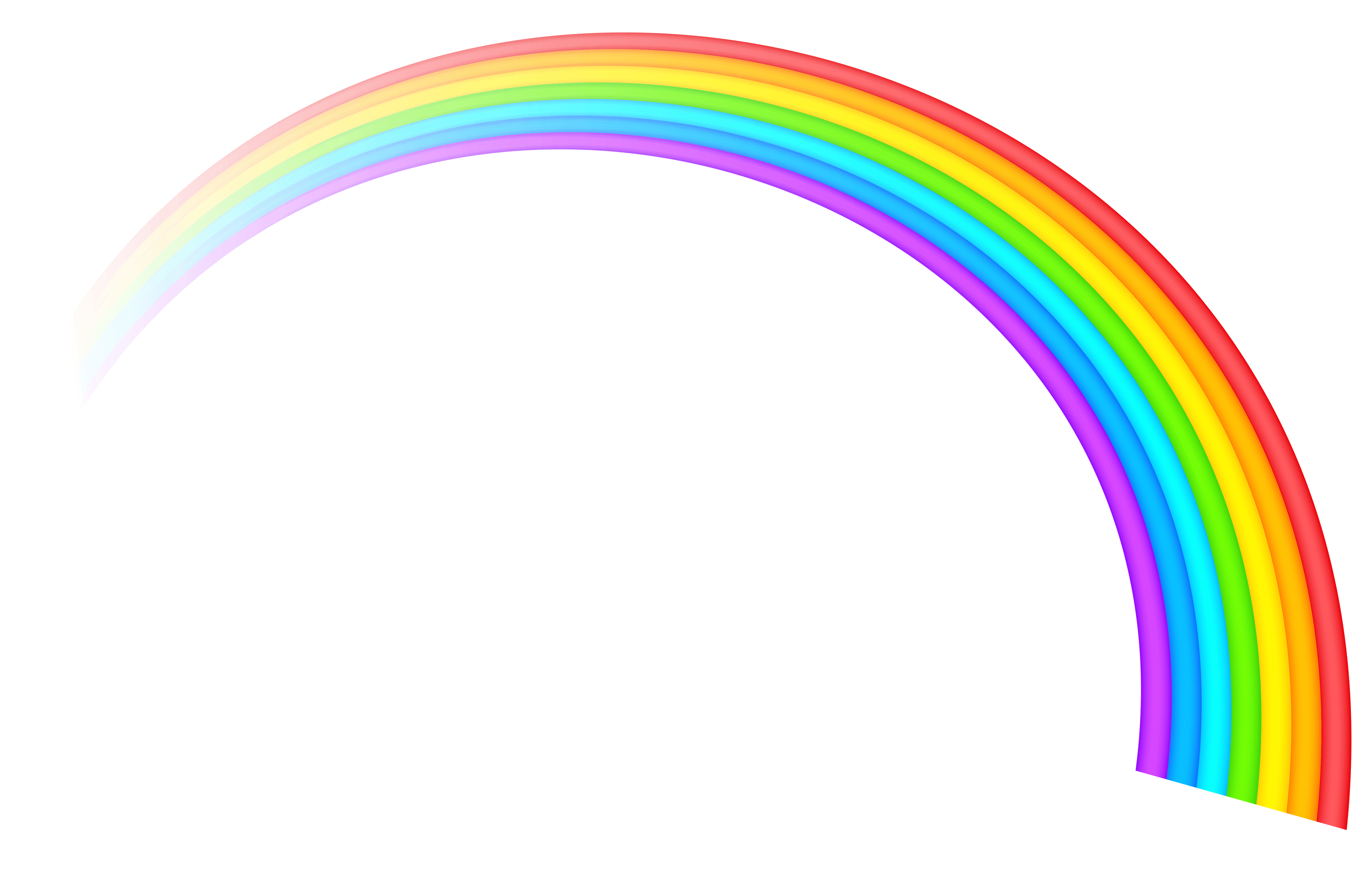 Free Transparent Rainbow Cliparts, Download Free Clip Art.