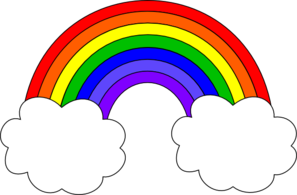 Rainbow Roygbiv Clip Art at Clker.com.
