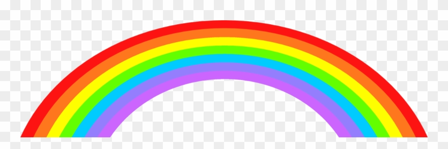 Rainbow Background Clip Art Vectors Download Free Vector.