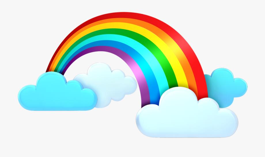 Rainbow Clipart Weather.